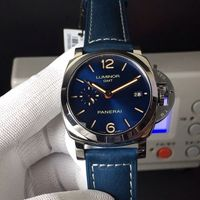 沛纳海 Panerai LUMINOR 1950 3 DAYS GMT AUTOMATIC ACCIAIO PAM00688 Pam688