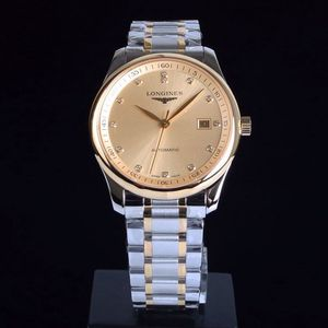Longines 浪琴 Master Collection 名匠 L2.518.5.37.7 玫瑰金
